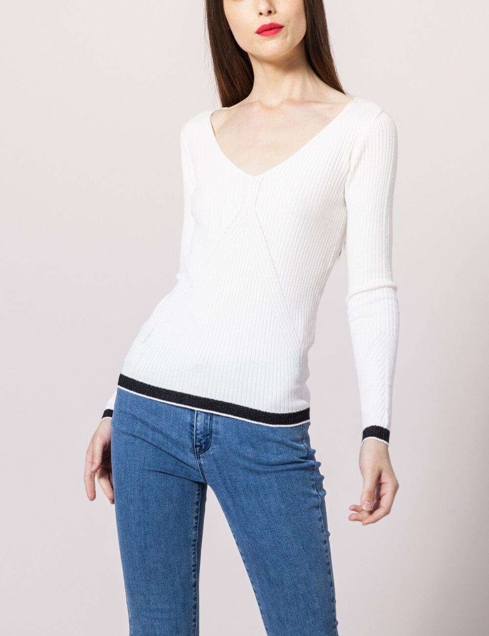 Pull PAXI : Coupe slim