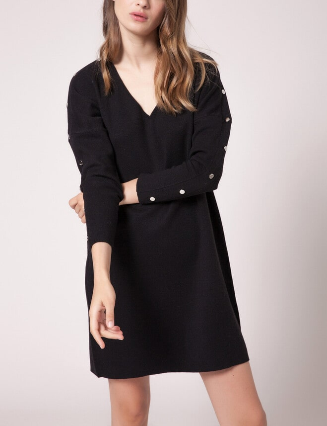 Robe RAY : Coupe droite