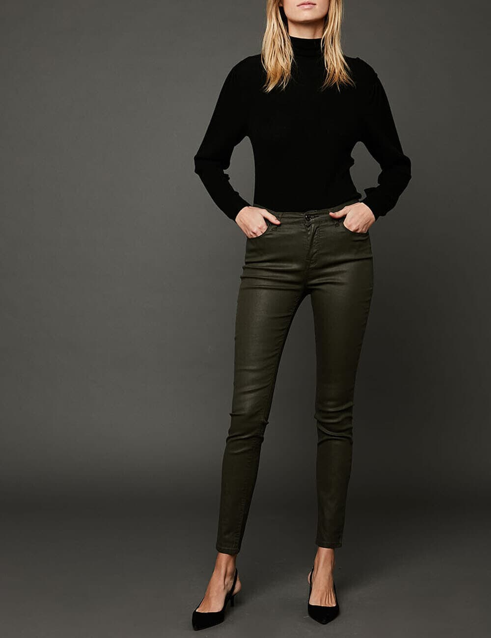 Jeans Tanya : Coupe Skinny