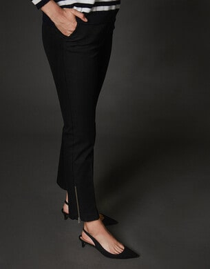 Pantalon Polie : Coton Stretch